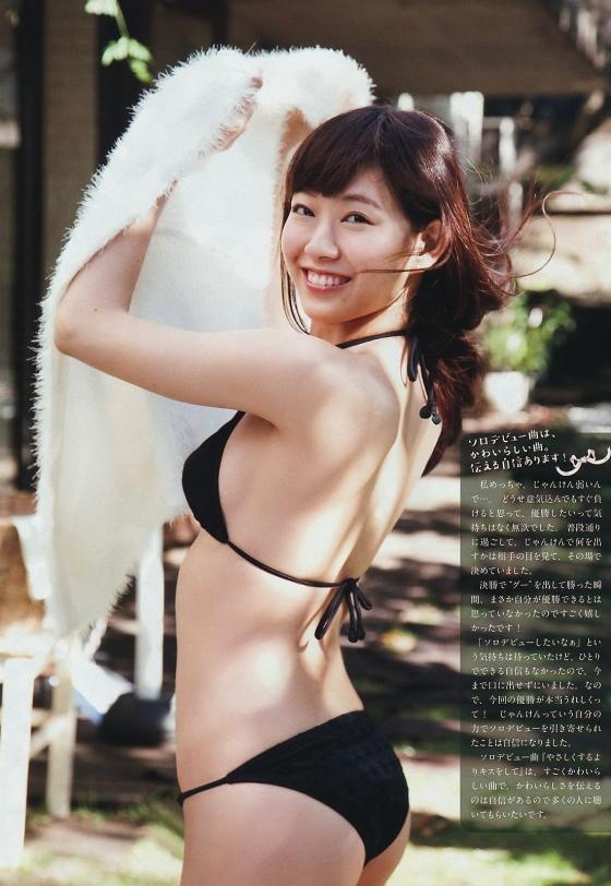 渡辺美優紀 卒業を惜しみたくなる水着&下着姿グラビア 画像47枚 33