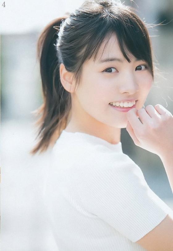 松永有紗 暗殺教室美少女の週プレ水着グラビア 画像26枚 16