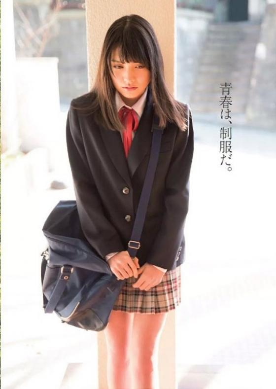 松永有紗 暗殺教室美少女の週プレ水着グラビア 画像26枚 3