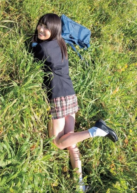 松永有紗 暗殺教室美少女の週プレ水着グラビア 画像26枚 4