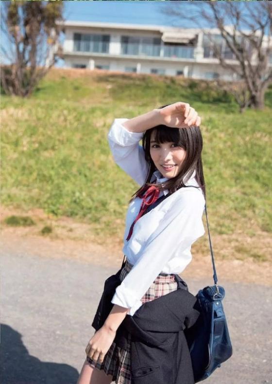 松永有紗 暗殺教室美少女の週プレ水着グラビア 画像26枚 5