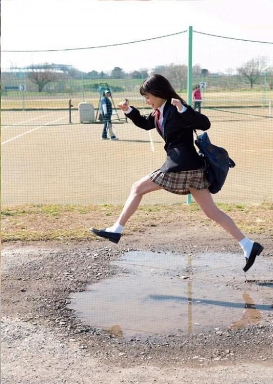 松永有紗 暗殺教室美少女の週プレ水着グラビア 画像26枚 6