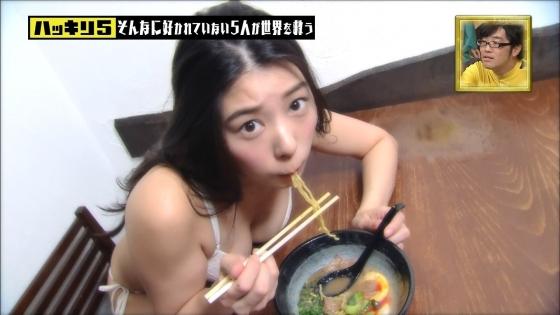 佐藤夢 ハッキリ5のDカップ谷間強調キャプ 画像30枚 18
