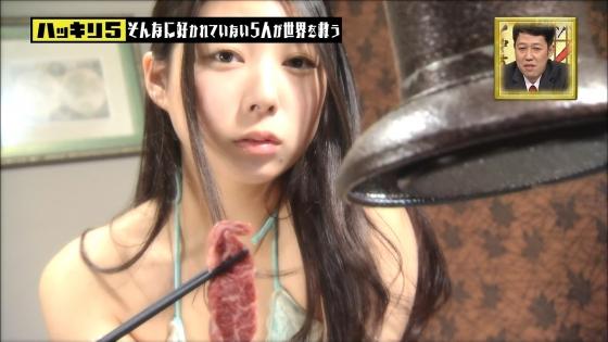 佐藤夢 ハッキリ5のDカップ谷間強調キャプ 画像30枚 22