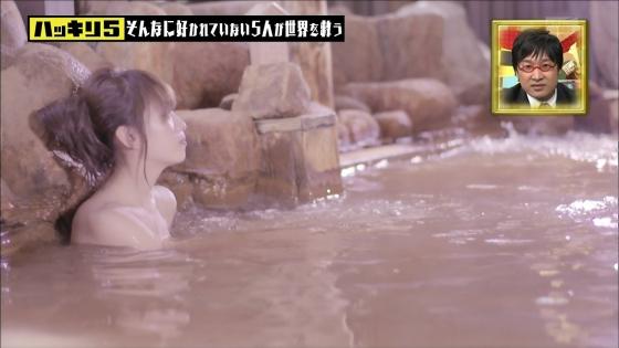 佐藤夢 ハッキリ5のDカップ谷間強調キャプ 画像30枚 9