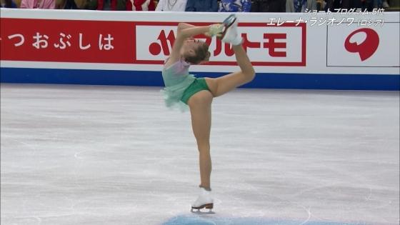 エレーナ・ラジオノワ 世界選手権2016の食い込みお尻キャプ 画像30枚 25