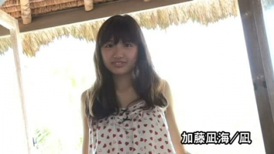 加藤凪海 DVD凪の健康的な水着姿キャプ 画像24枚 5