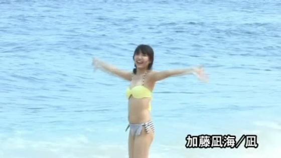 加藤凪海 DVD凪の健康的な水着姿キャプ 画像24枚 8