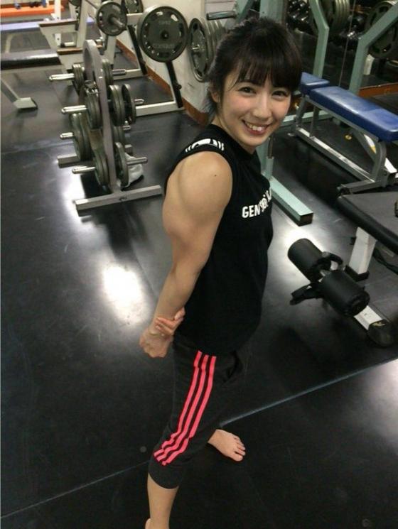 才木玲佳 筋肉アイドル兼女子プロレスラーのBカップおっぱい 画像11枚 11