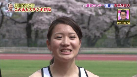 東京学芸大学陸上部 炎の体育会TVの腹筋&食い込みキャプ 画像20枚 17