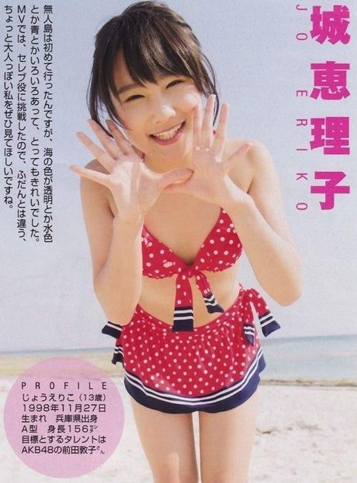 城恵里子 復帰したNMB48幻のセンターのEカップ水着グラビア 画像26枚 19