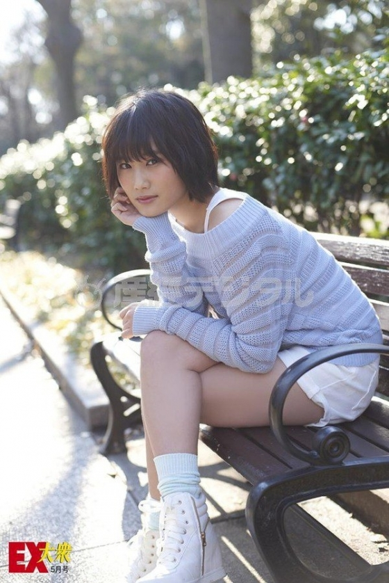 城恵里子 復帰したNMB48幻のセンターのEカップ水着グラビア 画像26枚 5