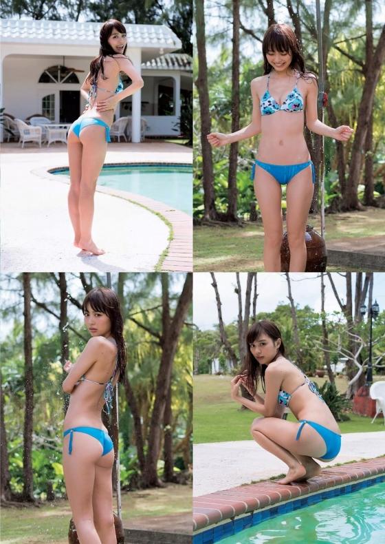 内田理央 ヤングジャンプのチャイナ服美脚&Cカップ水着姿 画像33枚 17