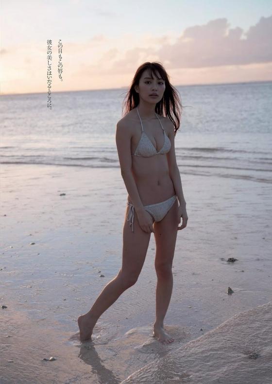 内田理央 ヤングジャンプのチャイナ服美脚&Cカップ水着姿 画像33枚 19