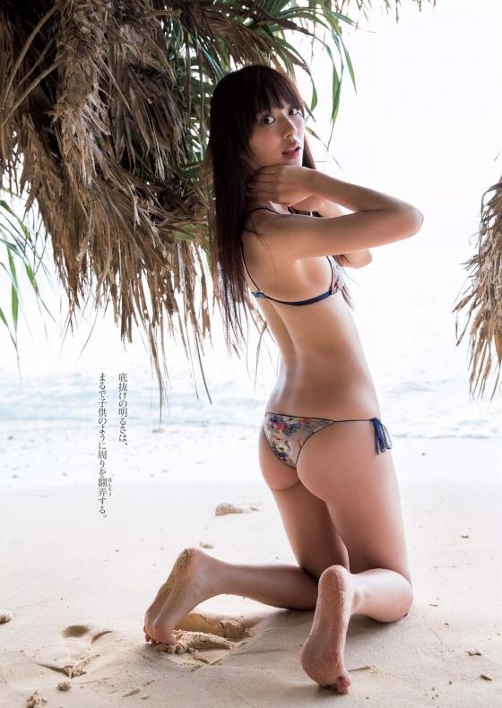 内田理央 ヤングジャンプのチャイナ服美脚&Cカップ水着姿 画像33枚 31