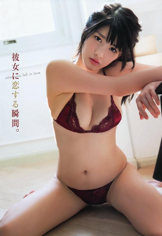 神谷えりな I♡えりにゃんのGカップ爆乳谷間キャプ 画像51枚 1