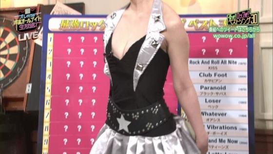 夏目花実 変態下着網タイツ姿のテレビ番組キャプ 画像20枚 4