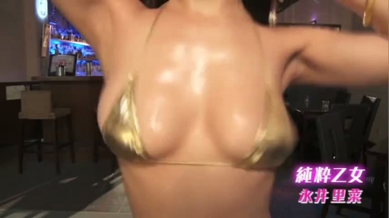 永井里菜 純粋乙女のEカップ谷間と巨尻食い込みキャプ 画像92枚 60