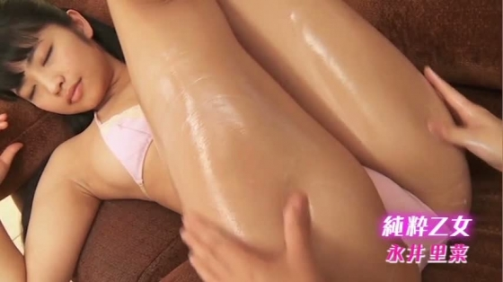 永井里菜 純粋乙女のEカップ谷間と巨尻食い込みキャプ 画像92枚 73