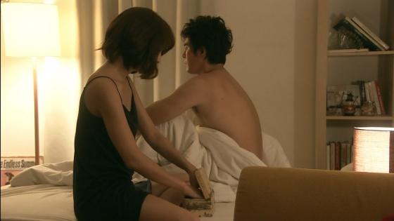相武紗季 ドラマ硝子の葦の濃厚ベッドシーンキャプ 画像30枚 20