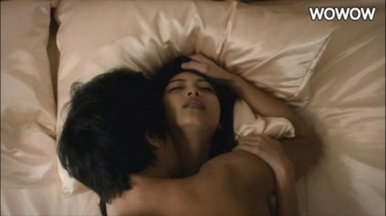 相武紗季 ドラマ硝子の葦の濃厚ベッドシーンキャプ 画像30枚 3