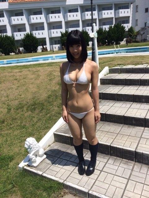 岡田めぐ 少女メモリアルのGカップ爆乳&巨尻キャプ 画像23枚 17