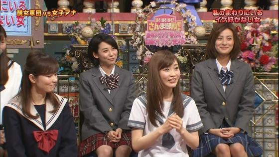 伊藤綾子 さんま御殿のセーラー服女子校生コスプレキャプ 画像25枚 13