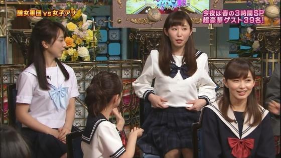 伊藤綾子 さんま御殿のセーラー服女子校生コスプレキャプ 画像25枚 20