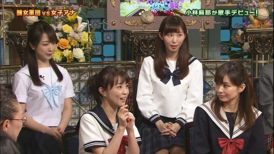 伊藤綾子 さんま御殿のセーラー服女子校生コスプレキャプ 画像25枚 21