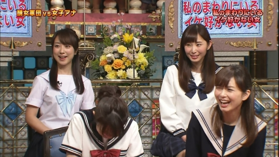 伊藤綾子 さんま御殿のセーラー服女子校生コスプレキャプ 画像25枚 23