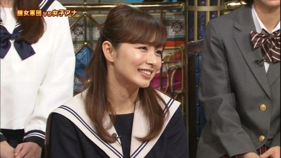 伊藤綾子 さんま御殿のセーラー服女子校生コスプレキャプ 画像25枚 4