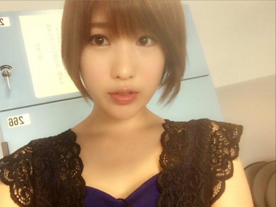 夏目花実 Twitterに投稿したBカップ水着姿の自画撮り 画像30枚 22