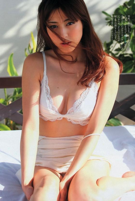 杉本有美 下着姿の手ブラセミヌードグラビア 画像81枚 26
