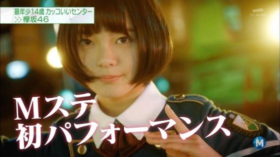 平手友梨奈 Mステの欅坂46中学生センター美少女キャプ 画像30枚 10