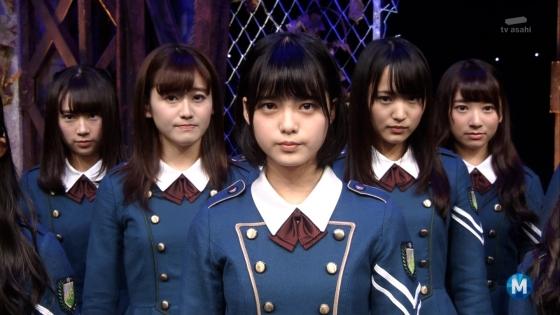 平手友梨奈 Mステの欅坂46中学生センター美少女キャプ 画像30枚 19