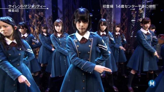 平手友梨奈 Mステの欅坂46中学生センター美少女キャプ 画像30枚 23