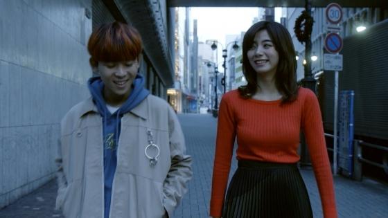 池田エライザ Gカップ着衣巨乳を披露した初主演ドラマキャプ 画像30枚 23