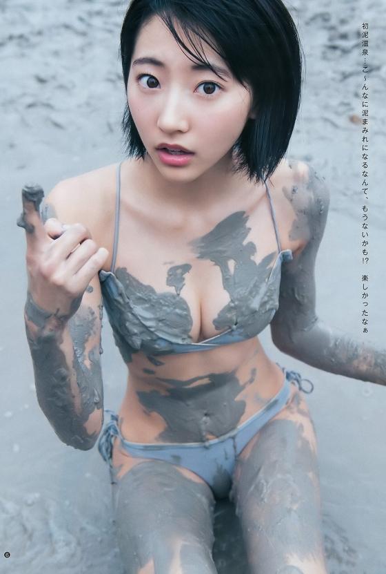 武田玲奈 Bカップ水着姿週プレ最新グラビア 画像23枚 16
