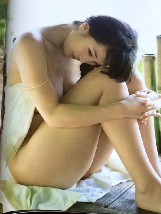 高崎聖子 フライデーのGカップ爆乳手ブラセミヌード 画像59枚 4