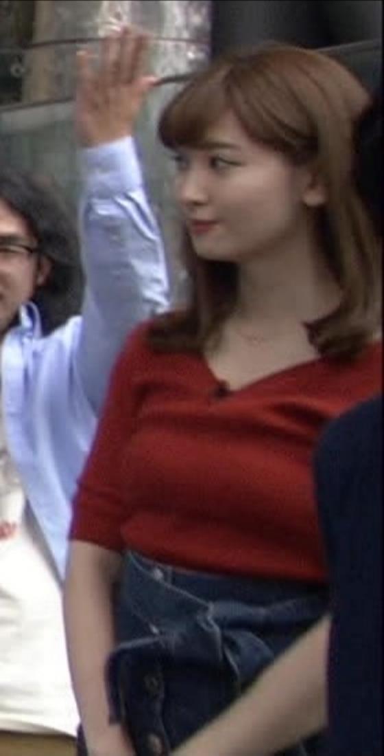 小嶋陽菜 PON!のDカップ着衣巨乳キャプ 画像30枚 29