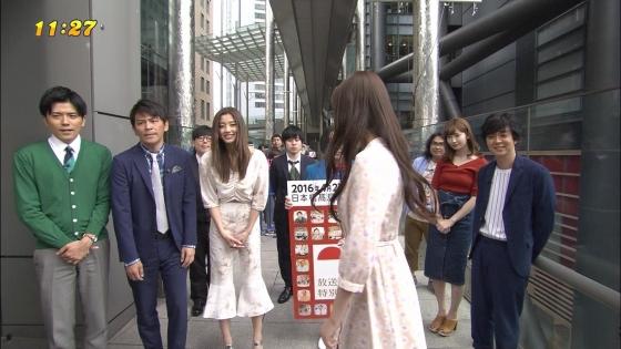 小嶋陽菜 PON!のDカップ着衣巨乳キャプ 画像30枚 30
