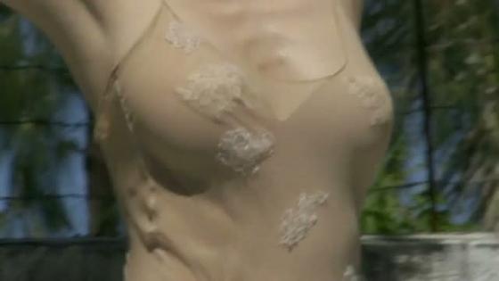 平塚奈菜 DVD美艶のFカップ谷間と股間食い込みキャプ 画像57枚 10