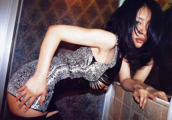 神楽坂恵 Iカップ爆乳も陰毛も披露する女優のヘアヌード 画像27枚 24