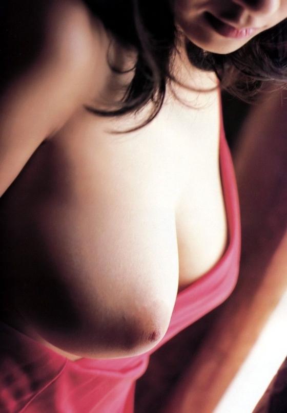 神楽坂恵 Iカップ爆乳も陰毛も披露する女優のヘアヌード 画像27枚 8