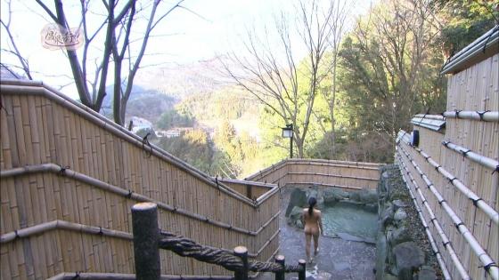 上杉智世 もっと温泉に行こう!のセミヌードお尻の割れ目キャプ 画像66枚 25