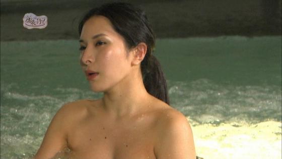 上杉智世 もっと温泉に行こう!のセミヌードお尻の割れ目キャプ 画像66枚 41
