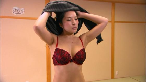 上杉智世 もっと温泉に行こう!のセミヌードお尻の割れ目キャプ 画像66枚 50