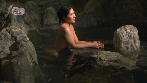 上杉智世 もっと温泉に行こう!のセミヌードお尻の割れ目キャプ 画像66枚 63