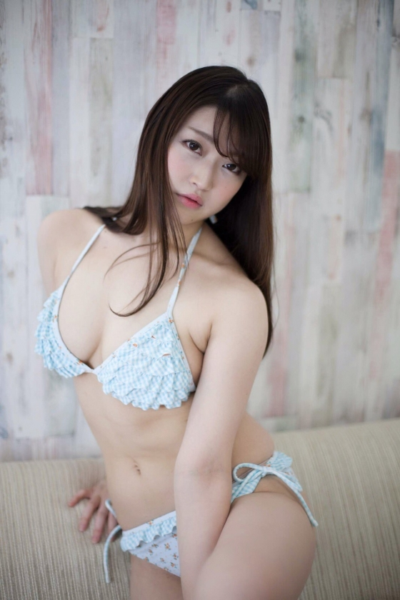 羽入悠栞 究極乙女のGカップ爆乳谷間キャプ 画像36枚 34
