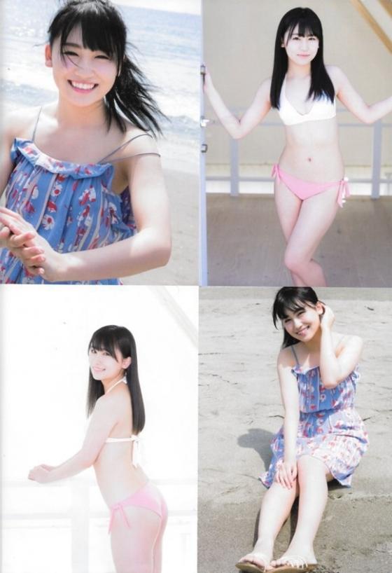 小嶋真子 FLASHスペシャルの最新Bカップ水着グラビア 画像26枚 2